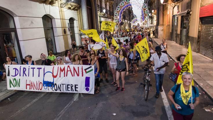 """Europako politika """"xenofoboak"""" salatu dituzte Palermon"""