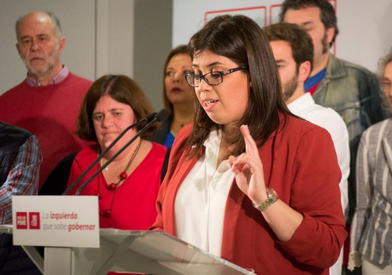 """Carmen Díaz, Getxoko PSEren alkategaia: """"Jendearen egunerokoan lurreratu behar dugu"""""""