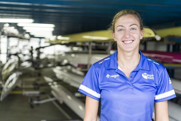 Virginia Diazek Espainiako Olinpiar Batzordearen domina jasoko du