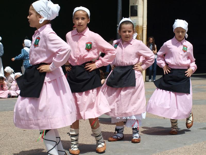 Folklore Eguna izango da bihar Gorlizen