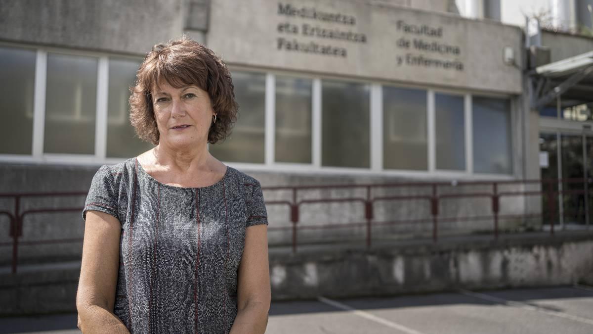 Miren Basaras mikrobiologoa izendatu dute EHUko COVID-19aren arduradun