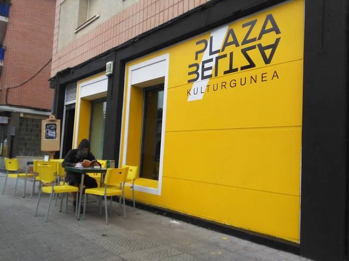 Plaza Beltza Kulturguneak aste-akabuan ospatuko du bigarren urteurrena