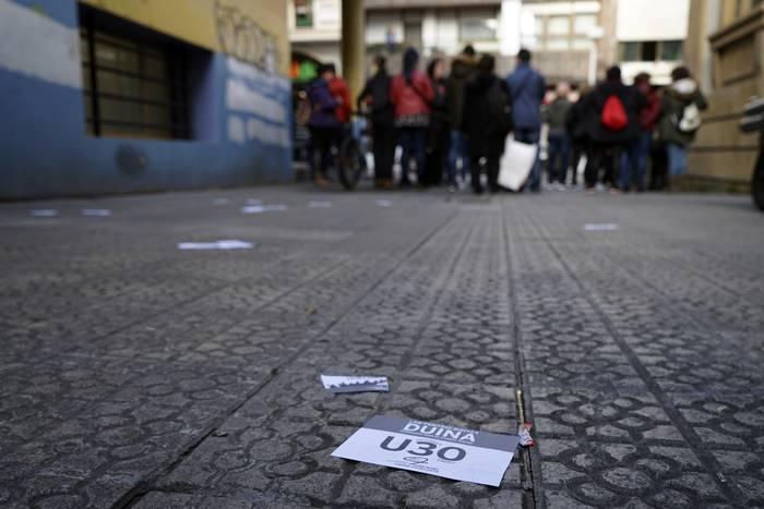 Greba Uribe Kostan, zuzen-zuzenean