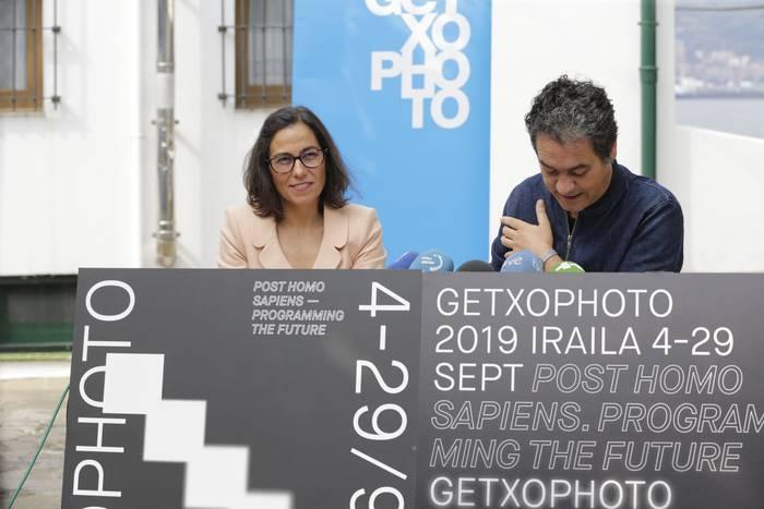 Post 'Homo Sapiens'-a, azterbide Getxophoton
