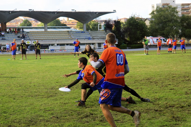 Faduran jokatuko da Espainiako Ultimate Frisbee Txapelketa, aste-akabuan