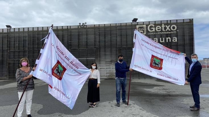 Getxon izango dira Eusko Label eta Euskotren ligak, domekan