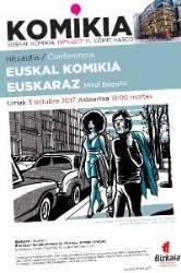 Hitzaldia: Euskal komikia euskaraz