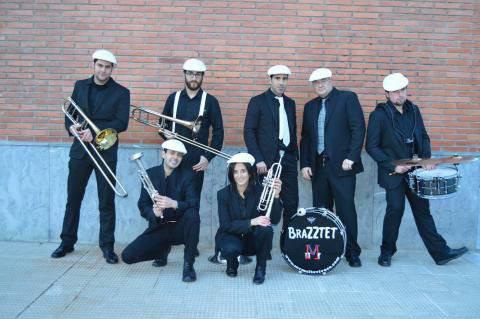 """Kontzertua: """"BraZZtet MV Brass Band"""""""