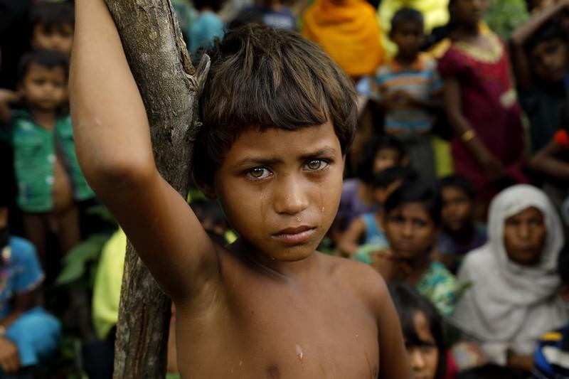 Rohingya umeei laguntzeko jaia egingo dute Erandiogoikoan