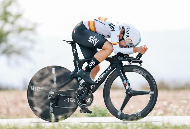 Espainiako Vuelta Getxotik igaroko da eguaztenean
