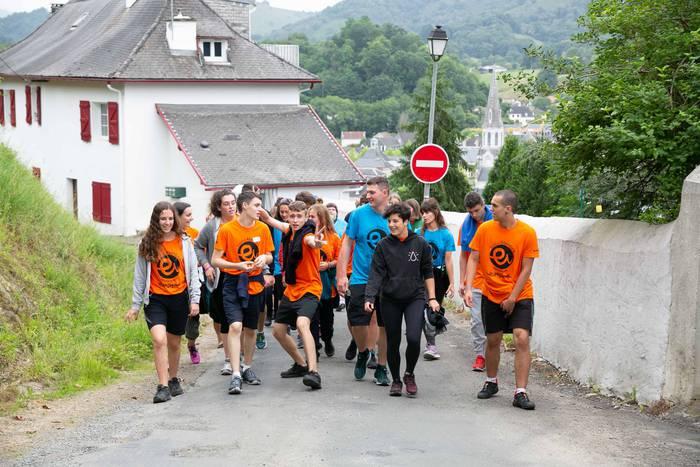 Abian da bigarrenez EuskarAbentura, euskal kultura eta historia ezagutzeko espedizioa