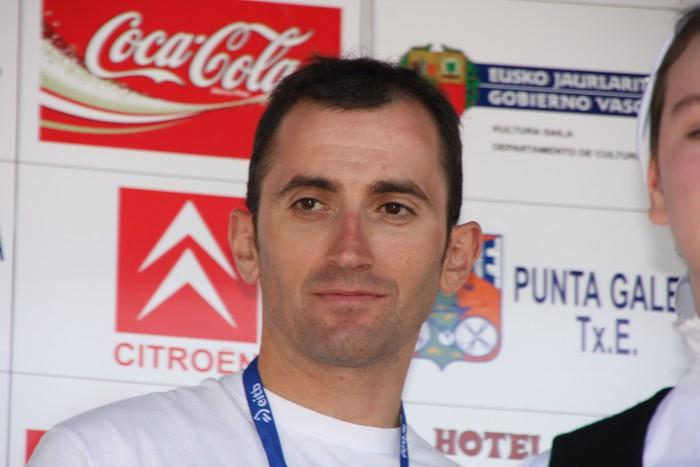 Espainiako Vueltak omenaldia egingo dio Javier Otxoari