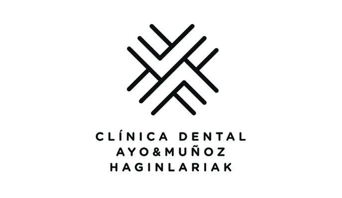 AYO eta MUÑOZ Hagin Klinika logotipoa