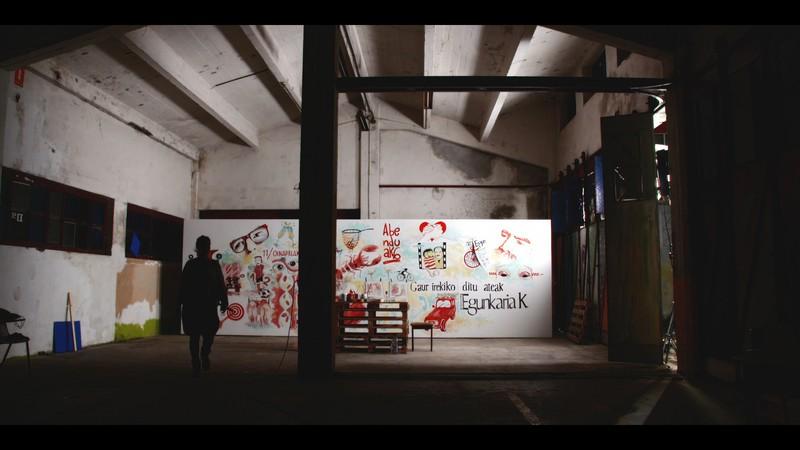 """""""Euskaldunon Egunkaria""""-ri buruzko dokumentala bihar, Gorlizen"""