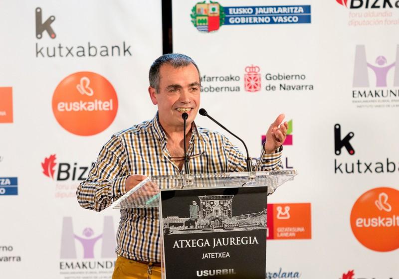 Gabi de la Mazak jaso du Argiako Internet Saria