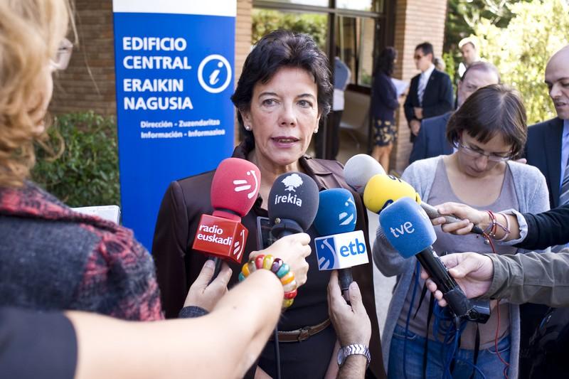 Isabel Celaá izendatu dute Espainiako Hezkuntza ministro