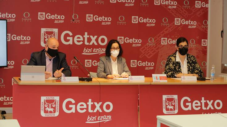 Aurrekontu orokorraren proiektua aurkeztu du Getxoko gobernu-taldeak, 108 milioi eurotik gorakoa