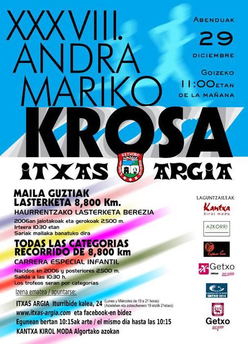XXXVIII. Andra Mariko Krosa