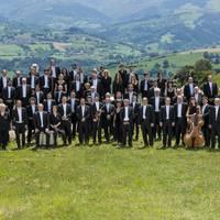 BOS kontzertuan (Bilbao Orkestra Sinfonikoa)