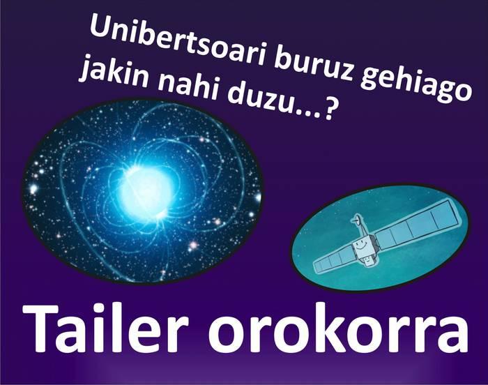 Aeroespazioa: Tailer Orokorra