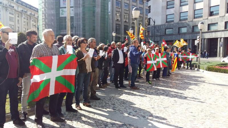 Kataluniaren aldeko mobilizazioak izango dira Erandion, Sopelan eta Algortan