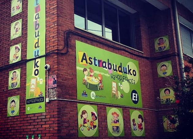 Astrabuduko haur-eskola, ahaztuta