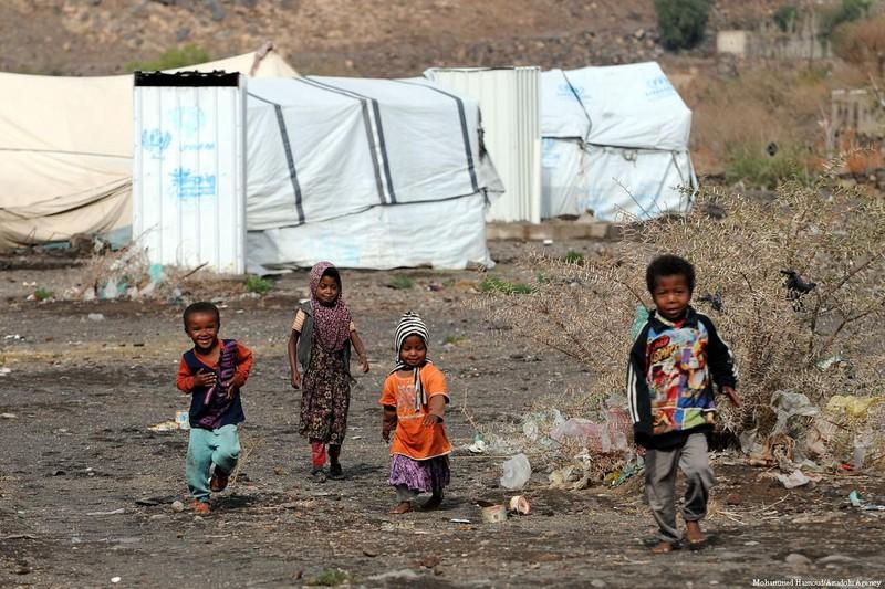 Yemengo umeen aldeko festa antolatu dute aste-akaburako Erandion