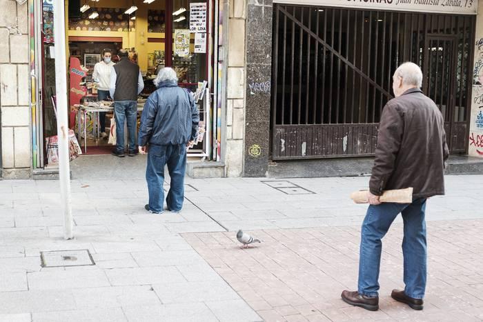 Koronabirusak 48 pertsona gehiago kutsatu ditu Uribe Kostan, gehienak Getxon