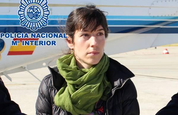 Saioa Sanchez epaituko dute bihar Auzitegi Nazionalean