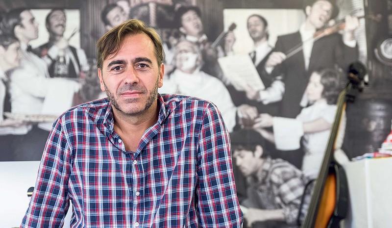 """Jokin Totorika (Musikagune): """"Musika-talde getxoztarrek erakusleiho bat behar dute"""""""