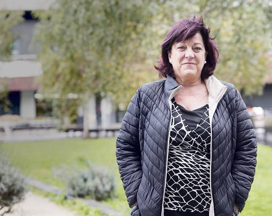 """Cristina Blanco: """"Suizidioen arazoa azaleratu beharra dago"""""""