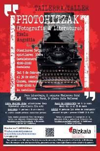 Tailerra: Photohitzak (argazkigintza eta literatura)