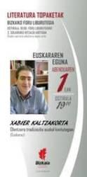 Literatura topaketak: Jabier Kaltzakorta