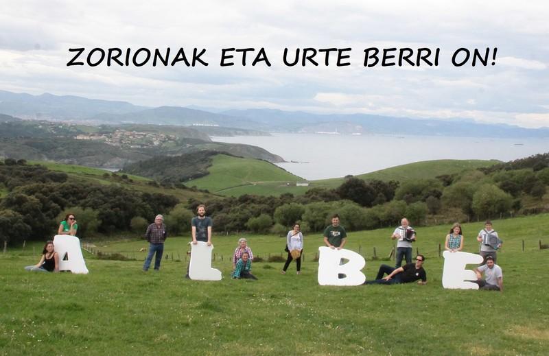 2017: JO DITUGU GAIN ETA AZPI!  2018: ASMO BERRIAK IGURTZI!!!