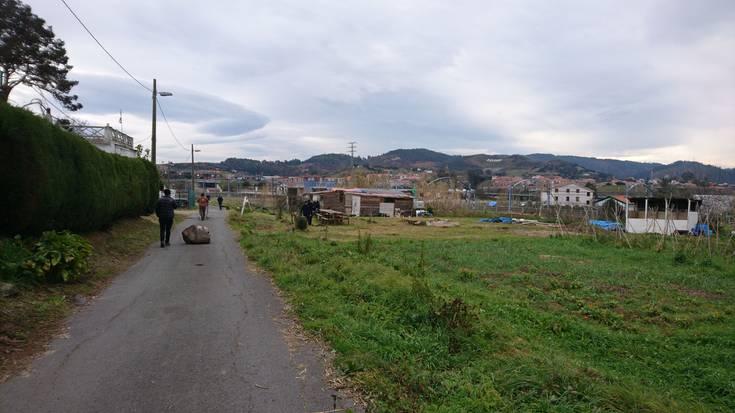 Eusko Jaurlaritzak zortzi eguneko epea eman du Tosuko landa uzteko