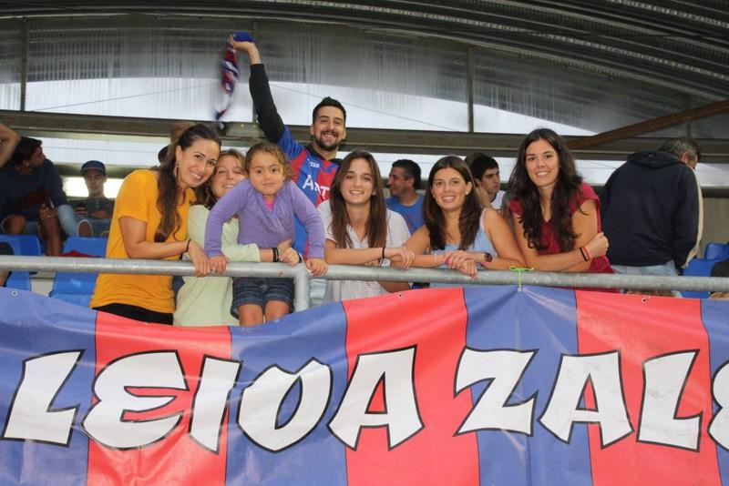 Arenas eta Leioa, Espainiako Futbol Federazioaren zain