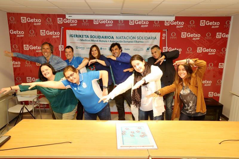 Ur-kiroletako elkartasun-ekimena egingo dute hilaren 30ean, Algortan