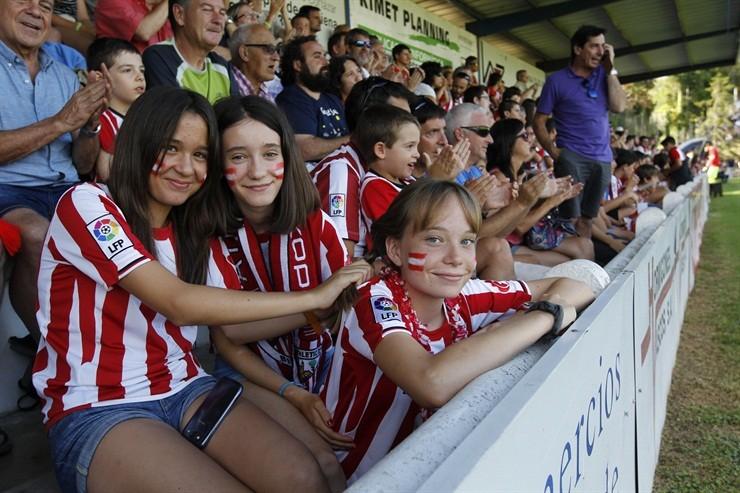 Athleticek lagunarteko partida jokatuko du Sarrienan