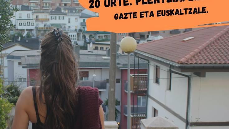 Bederatzi gazte zortzi egunez euskara hutsean bizitzen saiatuko dira