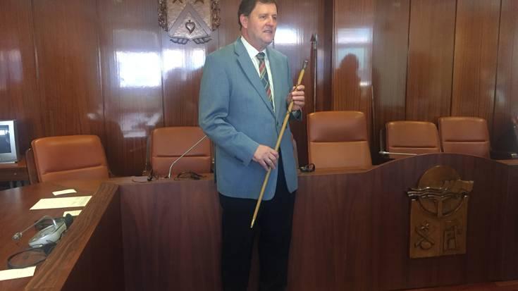 Josu Landaluze (EAJ) da Sopelako alkatea, DBgaz azken momentuan egindako akordioari esker