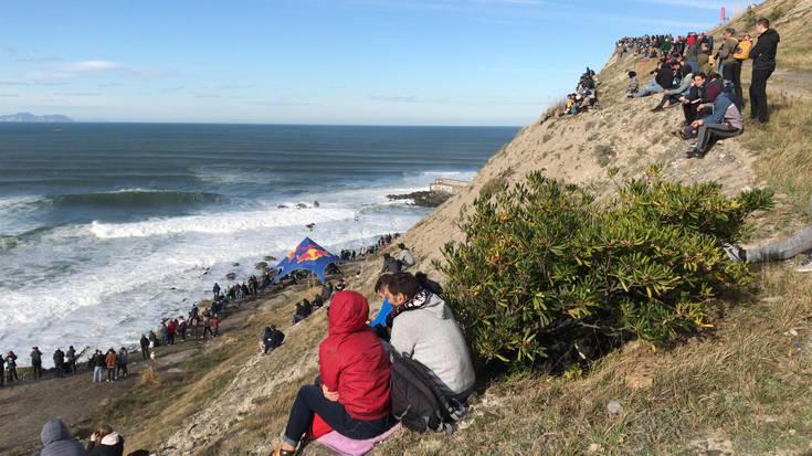 Punta Galea Challenge, zuzen-zuzenean