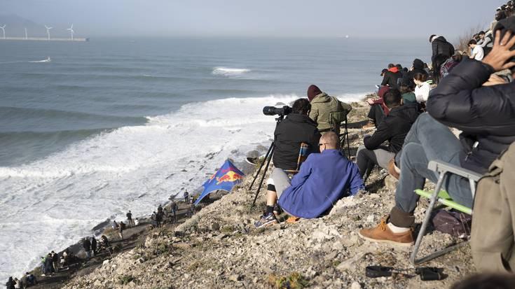 Punta Galea Challenge, alerta horian