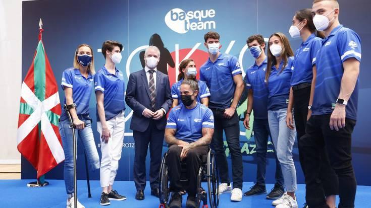 Uribe Kostako hiru kirolari lehiatuko dira egunotan Tokioko Paralinpiar Jokoetan