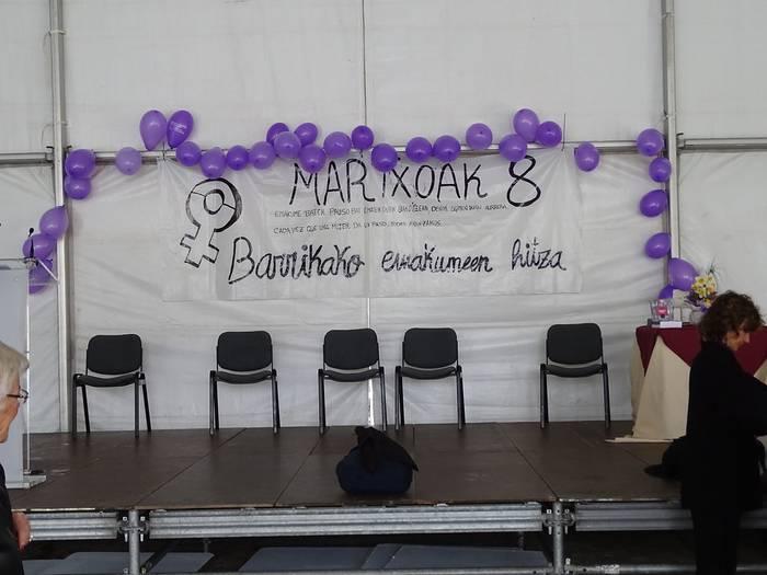 Barrikako Emakumeen Etxea inauguratuko dute martxoaren 8an