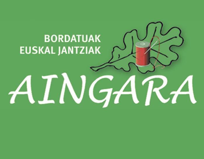 Aingara Bordatuak logotipoa