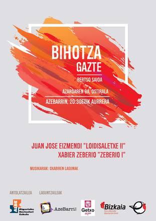 KLASIKOAK GAUR: BIHOTZA GAZTE 2018