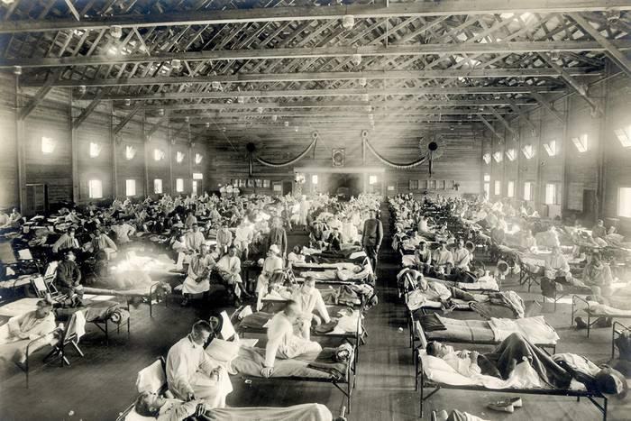 Mundua eraldatu zuten epidemia handiak