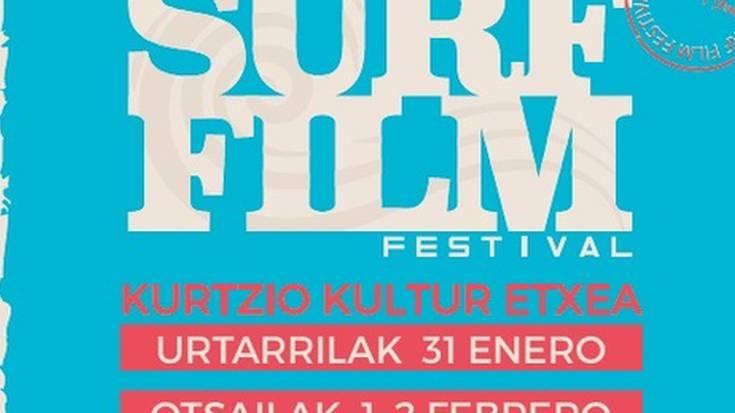 Abian da Sopela Surf Film Festival jaialdiaren edizio berria