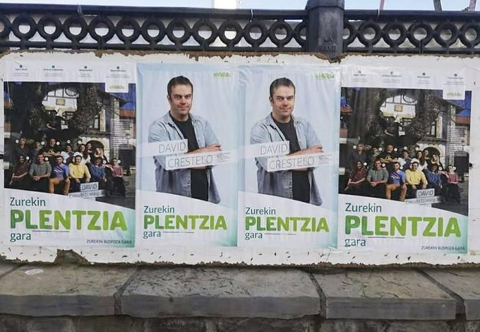 """""""Plentzia eraldatzen jarraitu"""" gura du EH Bilduk"""