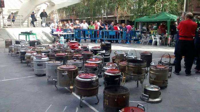 Euskal eta extremadurar kulturak Astrabuduan gozagai
